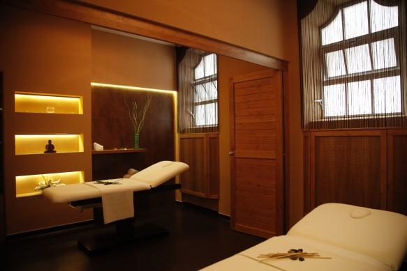 Spa room in Gellért Bath, Budapest
